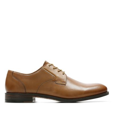 565dcad1b45 Edward Plain. Mens Shoes. Tan Leather
