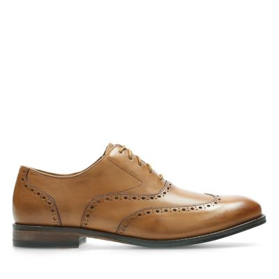 Edward Walk Tan Leather