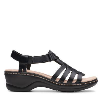 b1b4d626f2ec Lexi Bridge. Womens Sandals. Black Leather