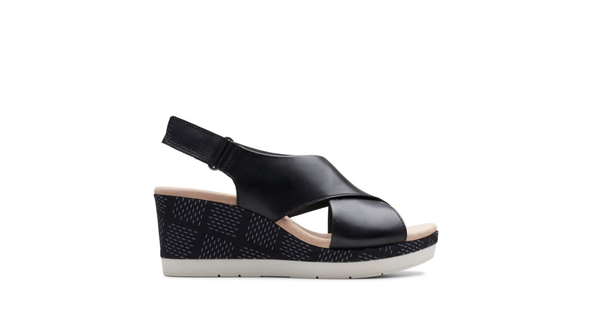 d90842259 Cammy Pearl Black Leather