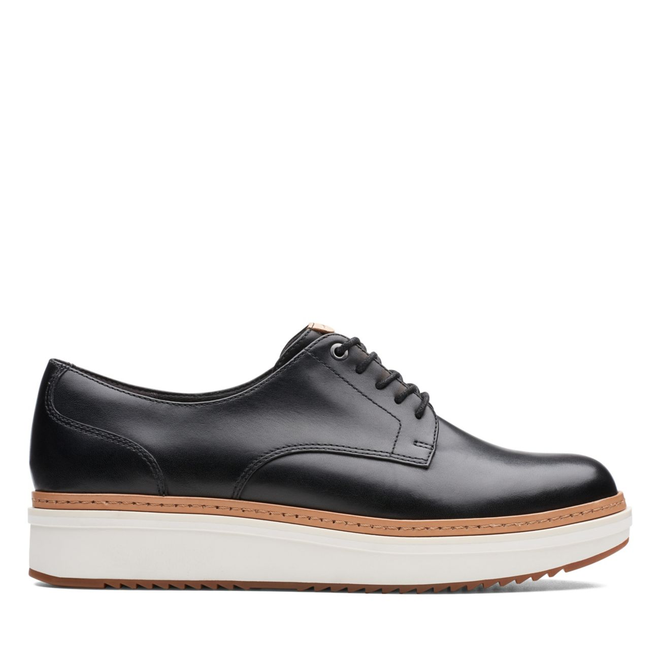 404886f0f36109 Teadale Rhea Black Smooth-Womens shoes - Clarks® Shoes Official Site |  Clarks