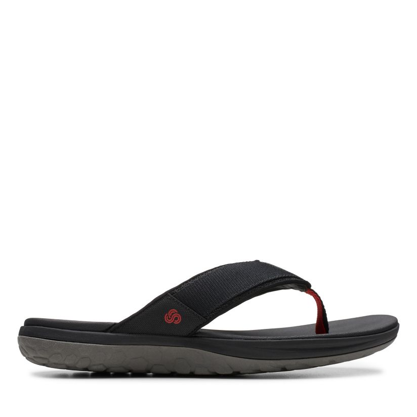 Destrucción Pendiente declaración  Step Beat Dune Black - Mens Sandals - Clarks® Shoes Official Site | Clarks