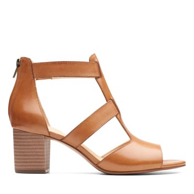 f1e21c4b548 Womens Heel Sandals - Clarks® Shoes Official Site