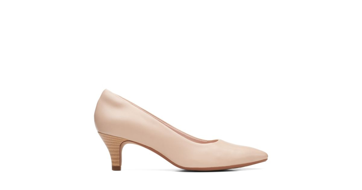 0d5d18739b Linvale Jerica Nude - Womens Heels - Clarks® Shoes Official Site | Clarks