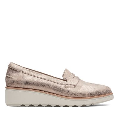 cca7320d75 Gold & Silver Shoes & Boots | Metallic styles | Clarks