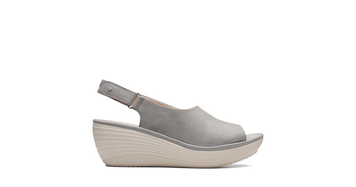 6de3bc0e1 Reedly Shaina Grey Nubuck