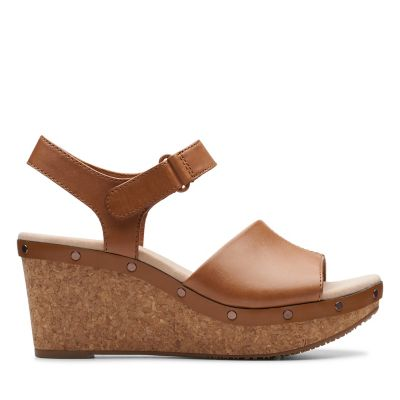 799d17ade89d Women s Platform Wedge Sandals - Clarks ® Shoes Official Site