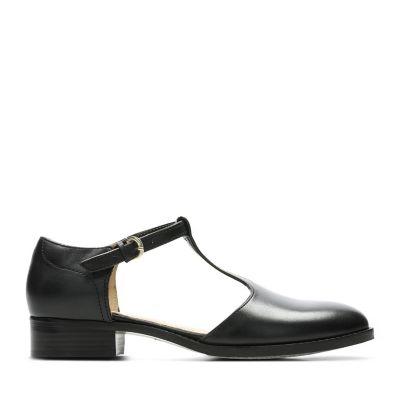 2f7fe23773d Netley Fresh. Womens Shoes. Black Leather