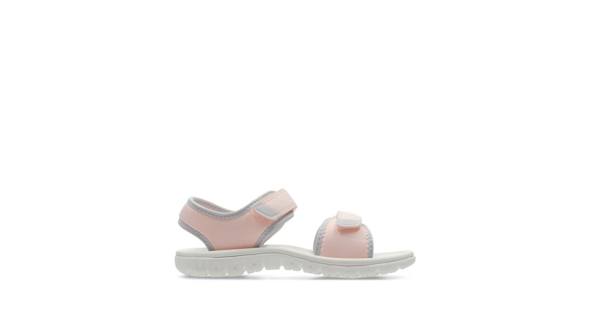 06941ebf35 Surfing Tide K Pink Synthetic-Boys Sandals- Clarks® Shoes Official Site |  Clarks