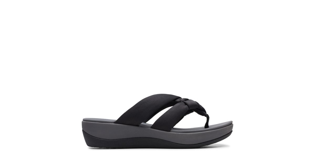 e6114b6f2eb Arla Jane Black - Womens Sandals - Clarks® Shoes Official Site