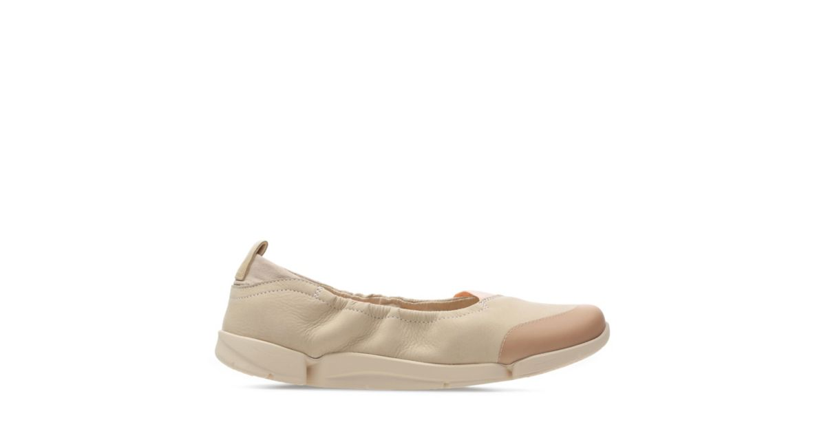 804655c275 Tri Adapt Nude Pink - Womens Flats - Clarks® Shoes Official Site | Clarks