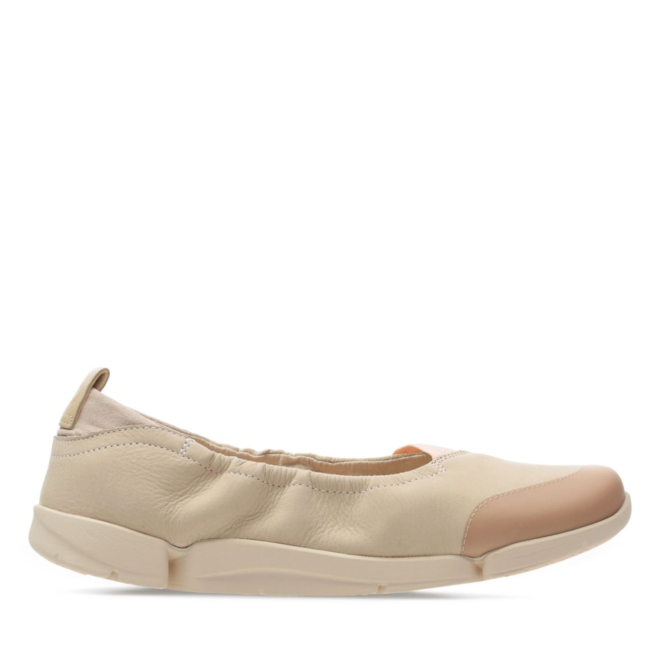 e157bd1bef Tri Adapt Nude Pink - Womens Flats - Clarks® Shoes Official Site | Clarks