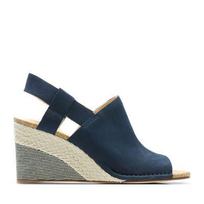 9a694ba34cca Womens Heel Sandals - Clarks® Shoes Official Site