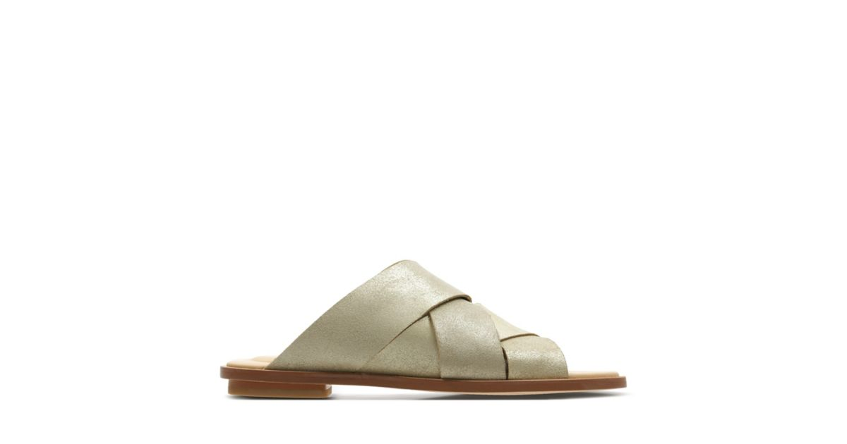 5a8d91e5340 Willow Art Champagne- Womens Sandals - Clarks® Shoes Official Site ...