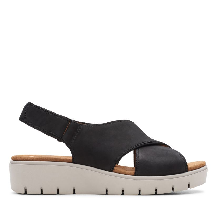 Damen Sandalen LADIES CLARKS UN KARELY SUN UNSTRUCTURED