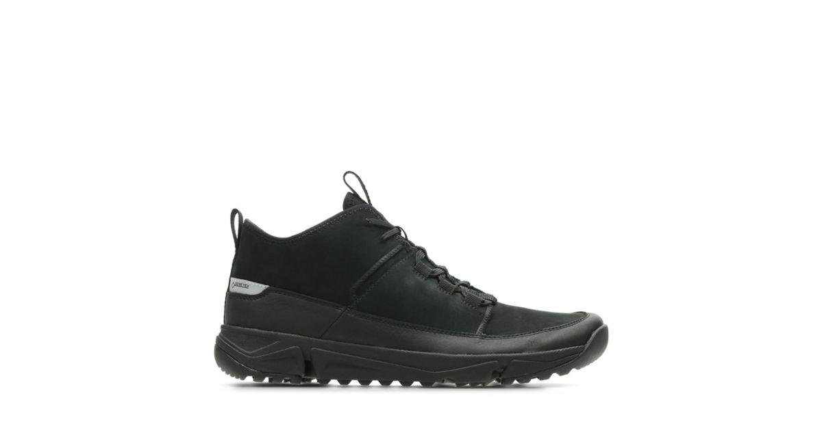 8999052938e70 Tri Track Go GORE-TEX Black Leather   Clarks