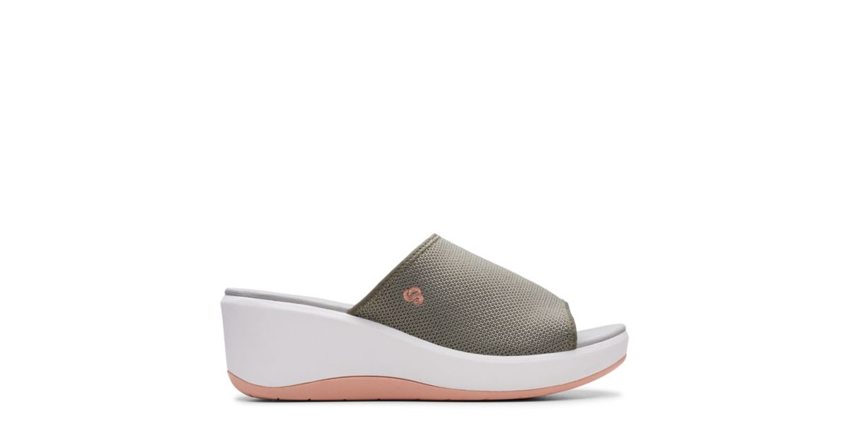 dfd63f9ae8d Step Cali Bay Olive - Womens Sandals - Clarks® Shoes Official Site ...