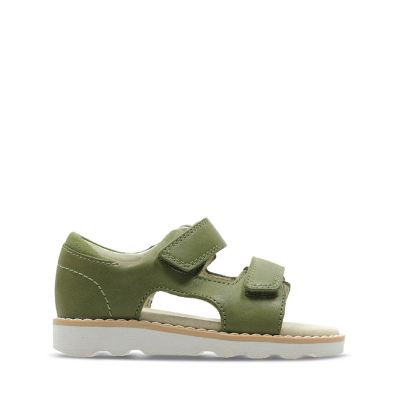 9267aa2c9cf83 60% OFF. Crown Root Toddler. Kids Sandals. khaki leather