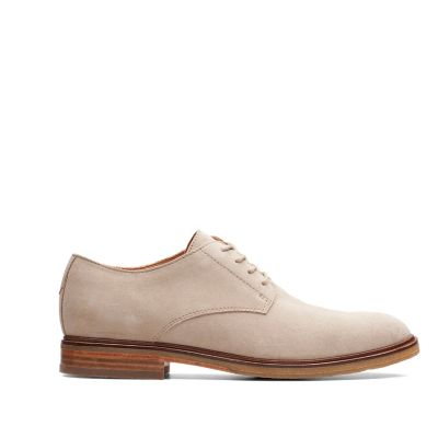 a1900101bc61 Clarkdale Moon. Mens Shoes. Sand Suede