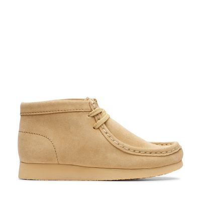 0731799ff6a Wallabee Boot. Kids Originals Boots. Maple Suede. 0 ...
