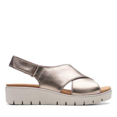 c602dc89d961 Gold   Silver Sandals