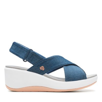 Womens Wedges | Low to High Clarks® Shoes Official Site