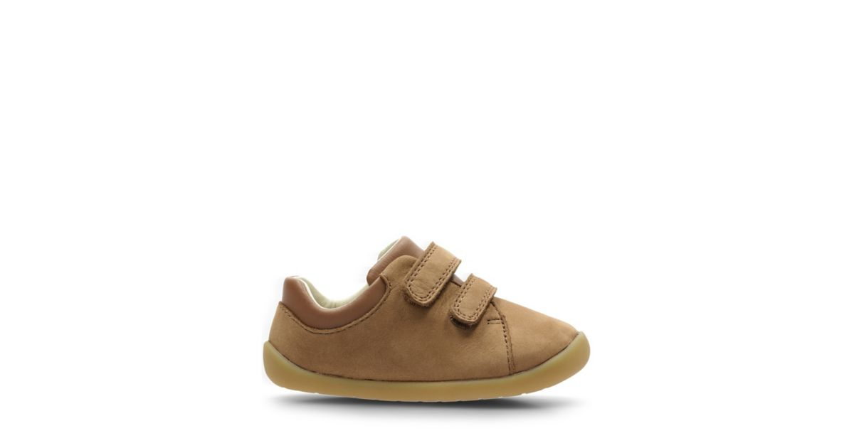 9f34d7ccbbc76 Roamer Craft T Tan Leather - Kids Shoes - Clarks® Shoes Official Site |  Clarks