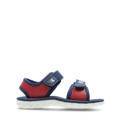 5e413853494 Surfing Web Toddler. Kids Sandals
