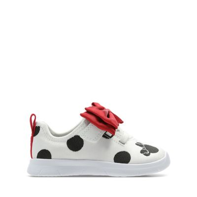 b700f1639b Minnie Mouse Kids' Shoes & Sneakers for Toddlers | Clarks