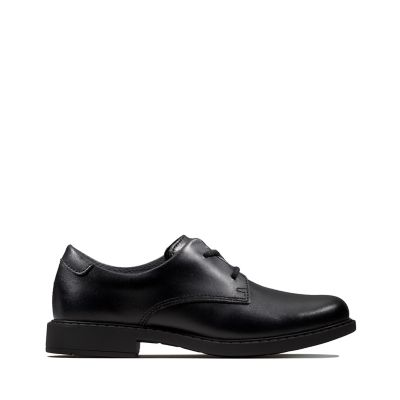 Clarks Boys' Crown Park T Low-Top Sneakers