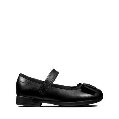 Boys Clarks Formal//School Shoes *Scape Sky*