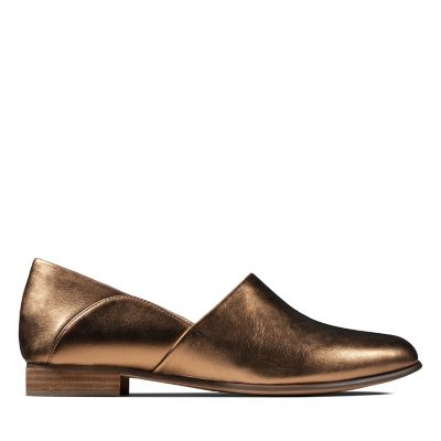 a few days away world-wide free shipping special buy Gold & Silver Shoes & Boots | Metallic styles | Clarks