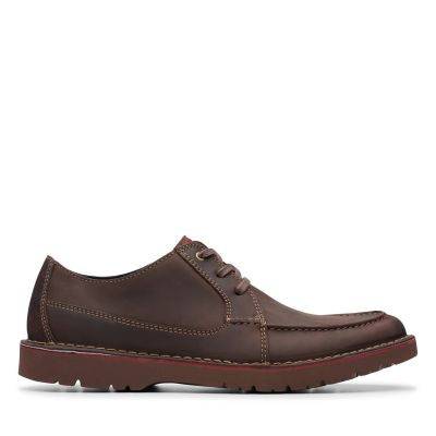 Vargo Vibe Dark Brown Leather