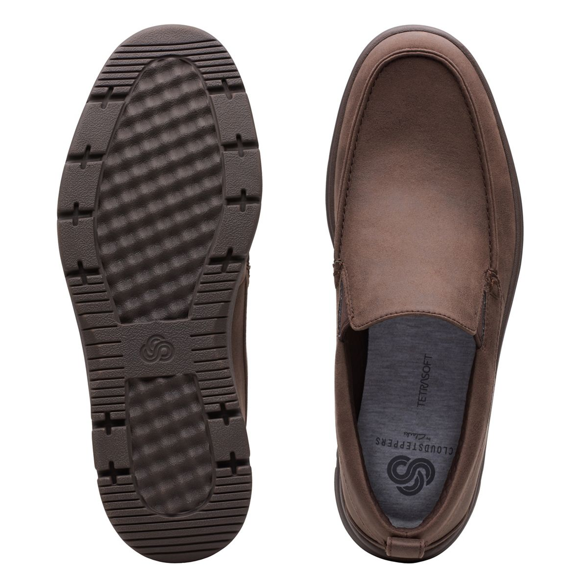 Clarks Herren Tunsil Way Slipper: : Schuhe