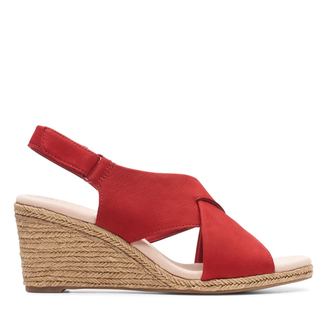 Lafley Alaine Red- Clarks® Shoes Official Site | Clarks