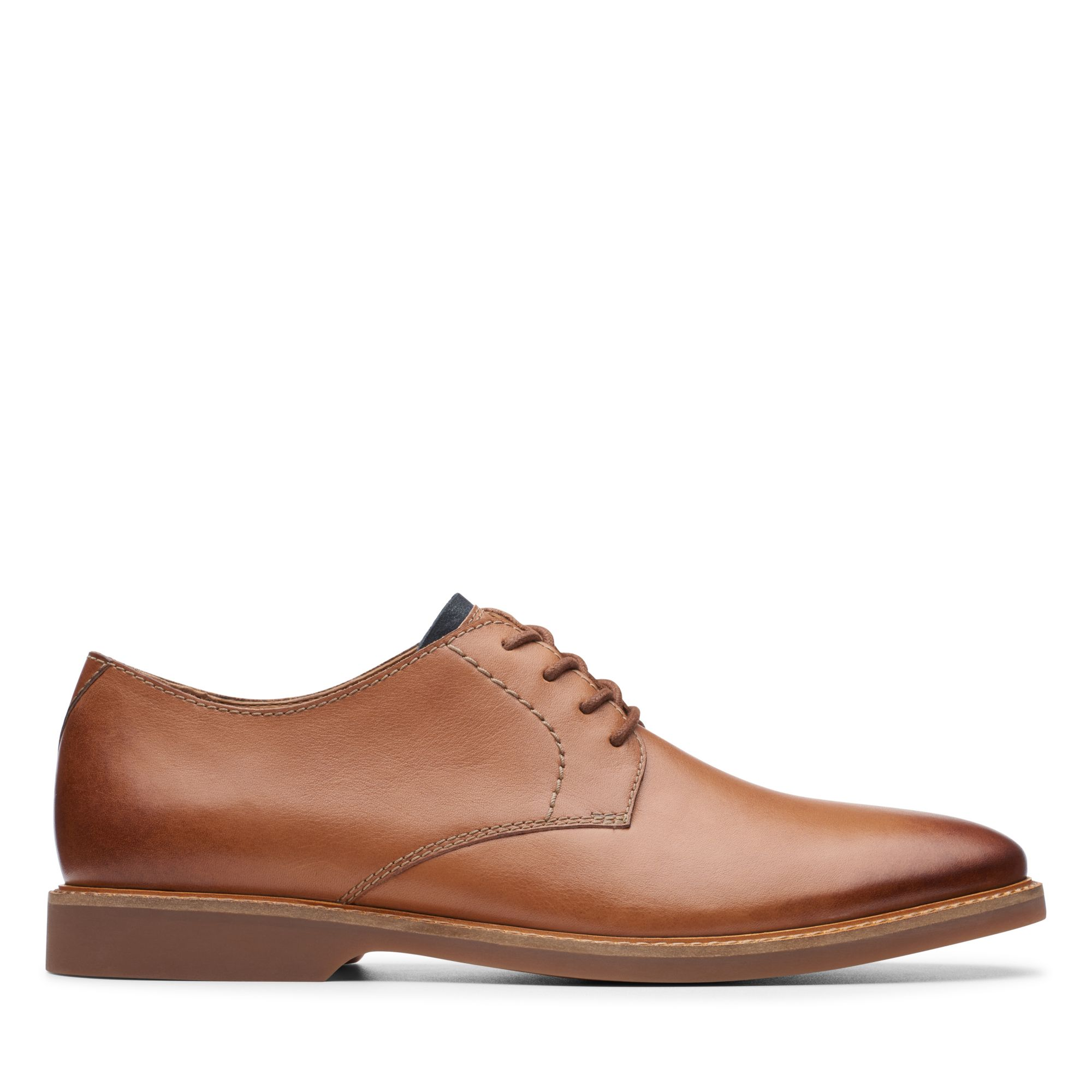 Atticus Lace Men's Shoes (Tan)