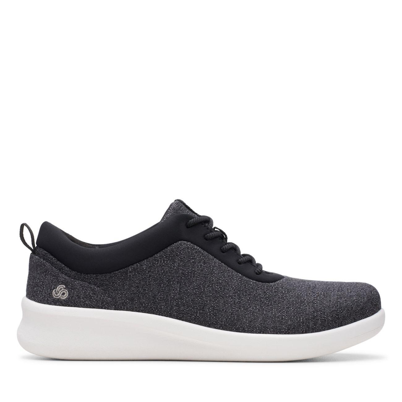 Sillian2.0Pace Black Combi - Womens Shoes - Clarks® Shoes Official Site     Clarks