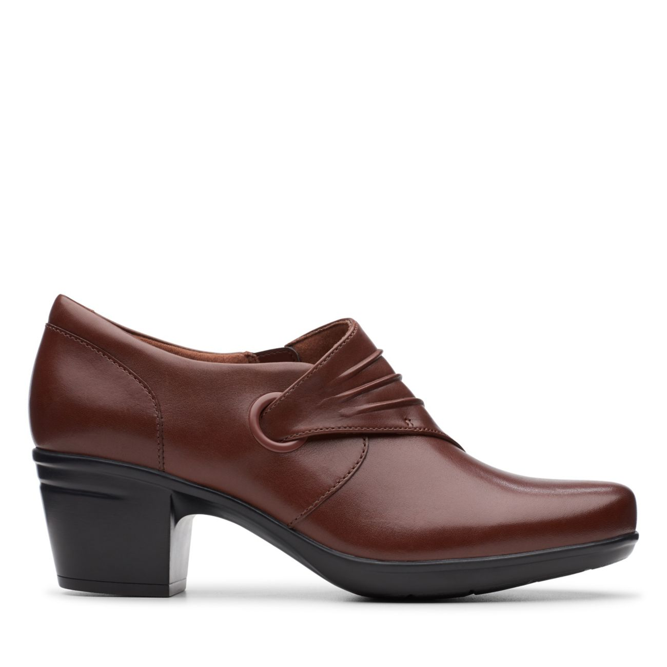 Emslie Willa Mahogany- Clarks® Shoes Official Site   Clarks