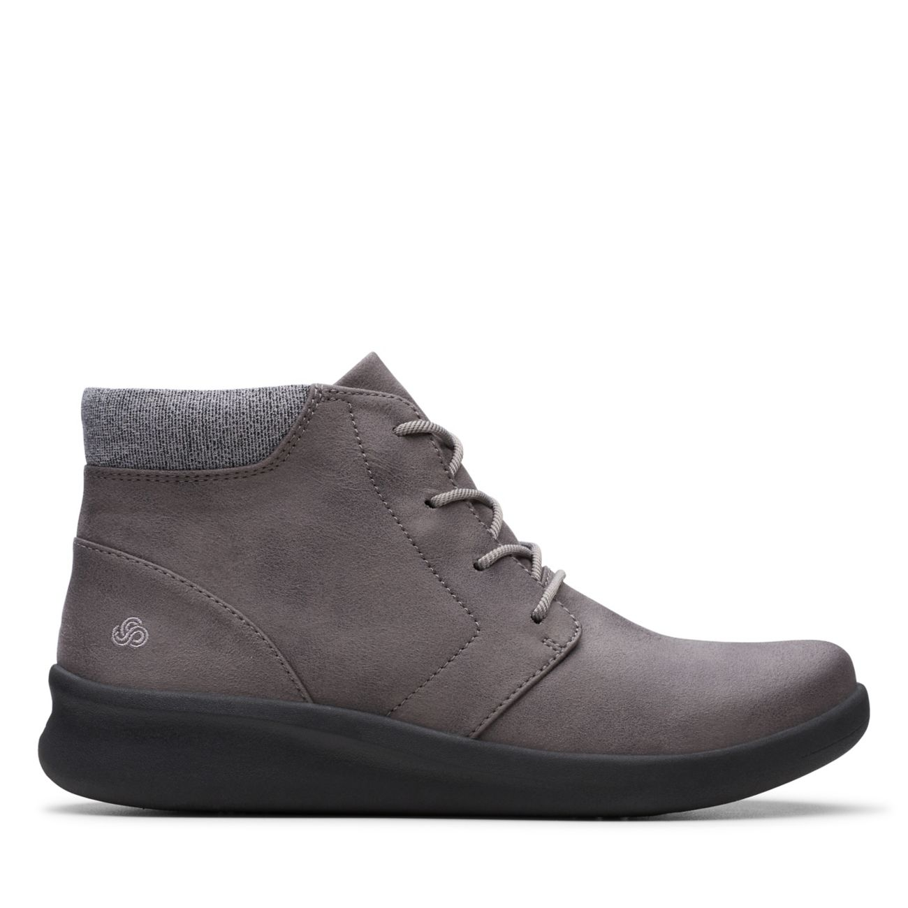 Sillian2.0 Way Grey - Womens Boots-Clarks® Shoes Official Site | Clarks