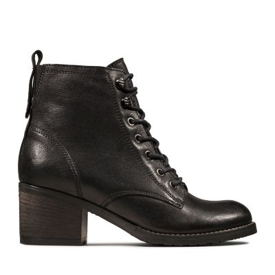 Womens Ankle Boots   Leather & Heeled Ankle Boots   Clarks