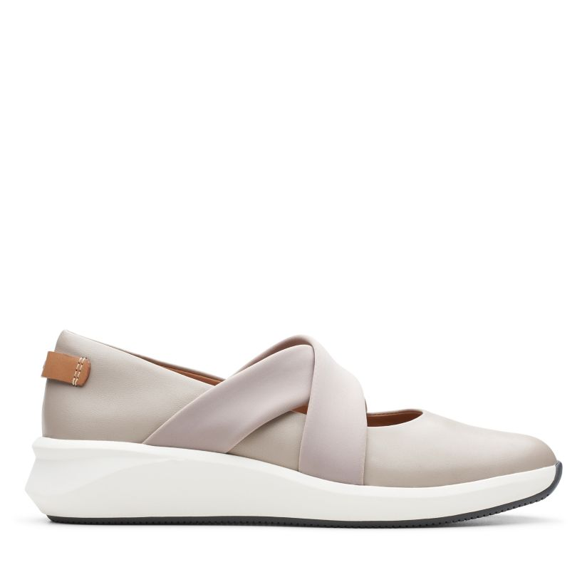 Clarks 2018 19AW Casual Style Suede Plain Low Top Sneakers