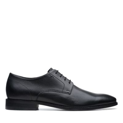 UK 5 Girls Cola Black Lace Up Brogue School Shoes Sizes UK 10