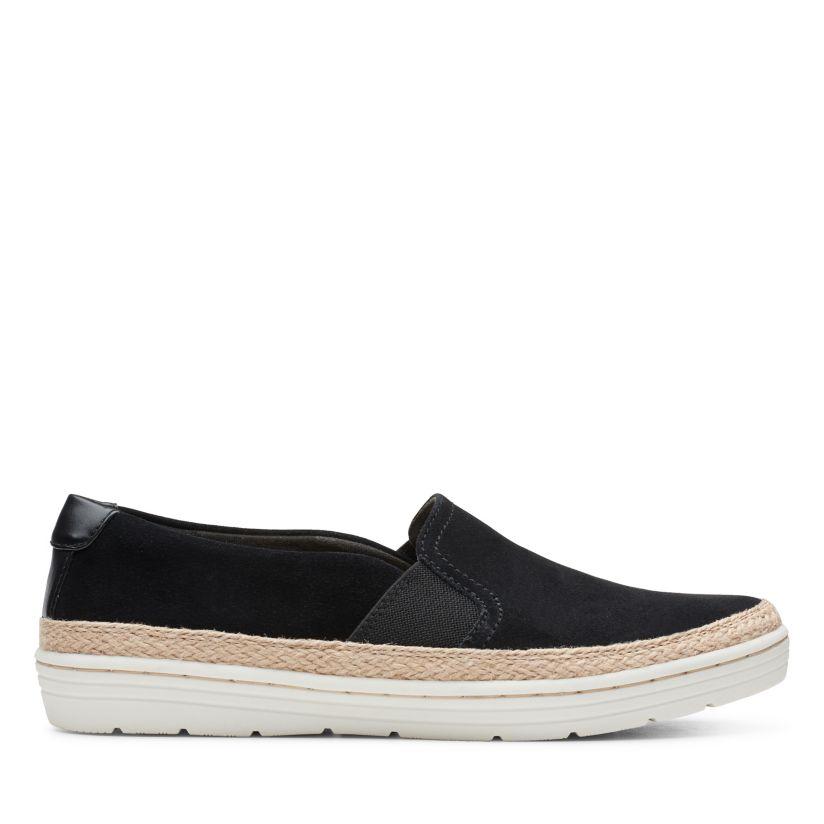 cavar No haga Teoría de la relatividad  Marie Sail Black - Womens Casual Shoes - Clarks® Shoes Official Site |  Clarks