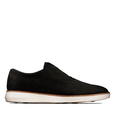 Homme Clarks Formal Chaussures-Gilman Slip