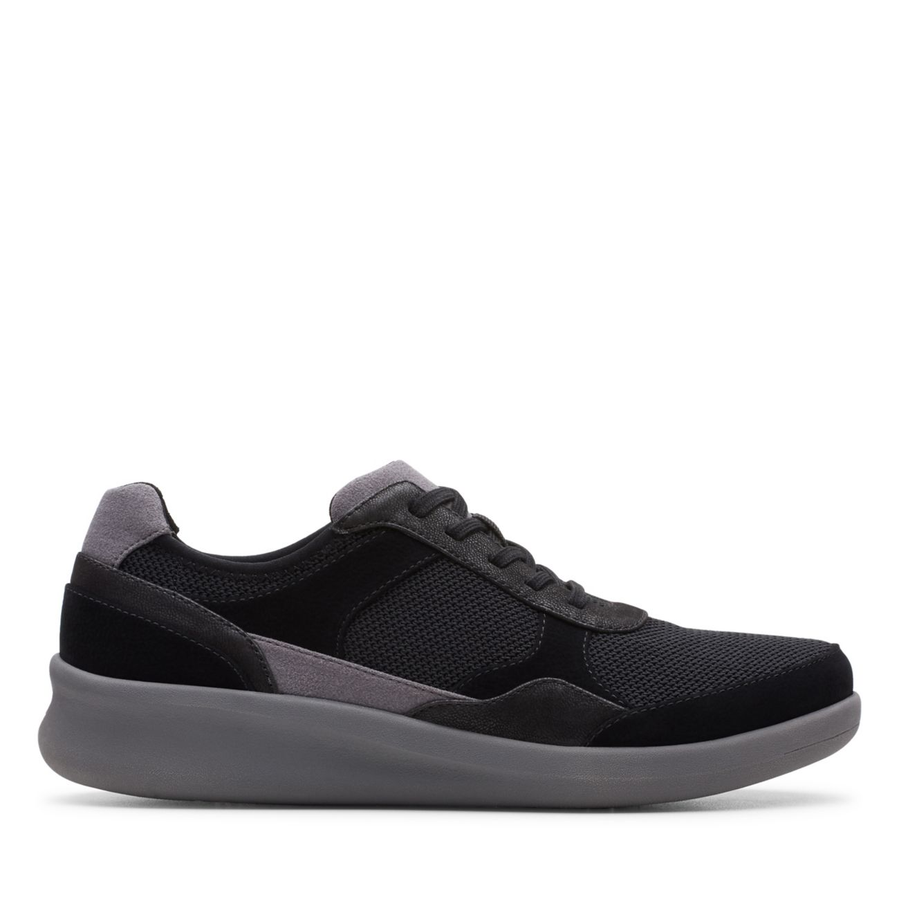 Sillian2.0Lace Black -Womens Sneakers- Clarks® Shoes Official Site | Clarks