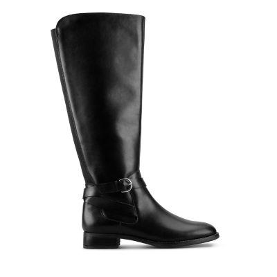 robot en términos de entregar  Women's Heeled & Flat Knee High Boots | Clarks