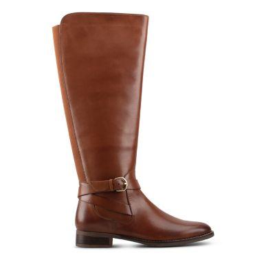 robot en términos de entregar  Women's Heeled & Flat Knee High Boots   Clarks