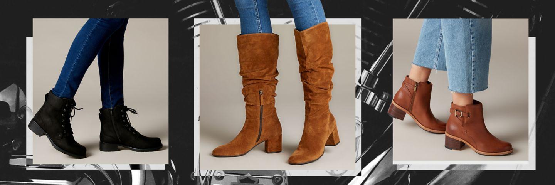 Shop Womens Trending Boots