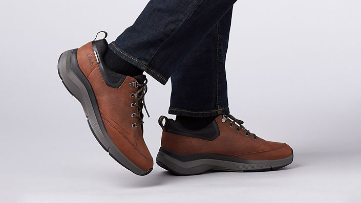 Mens shoe- Wave2.0 Vibe in Brown Oily