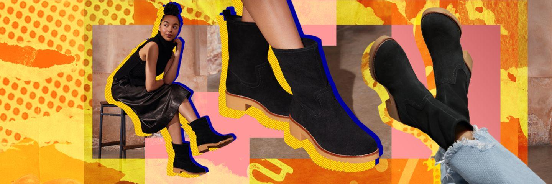 shoe closeup